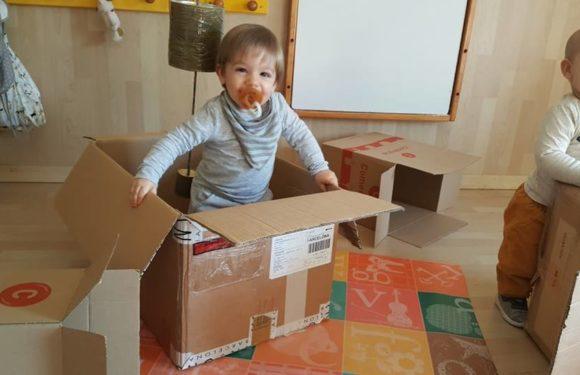 Els Tabalets i les caixes!
